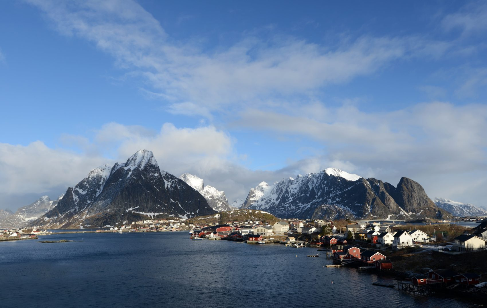 oil, Norway, Lofoten, arctic
