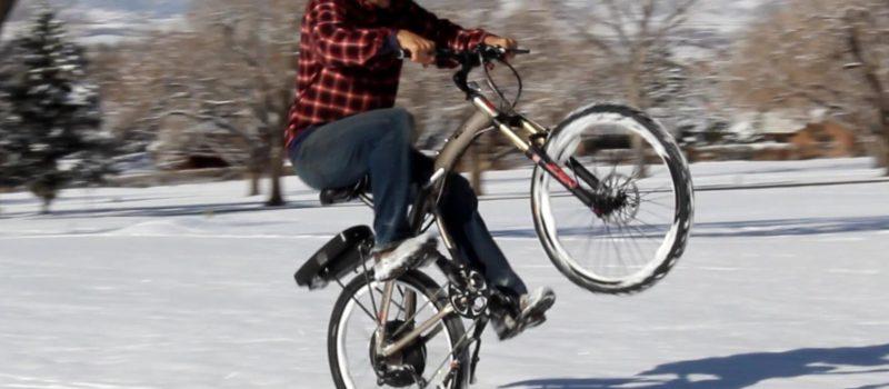 e-bike, summit county, colorado