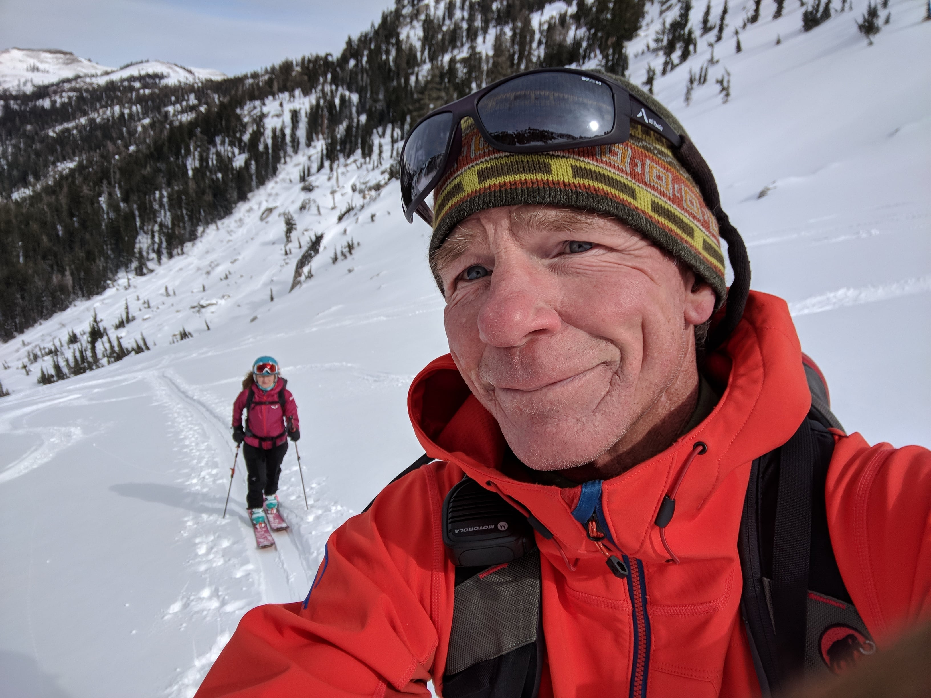 dave nettle backcountry, guide