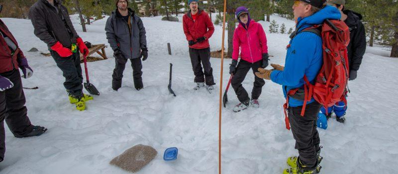 tim dobbins alpenglow, avalanche