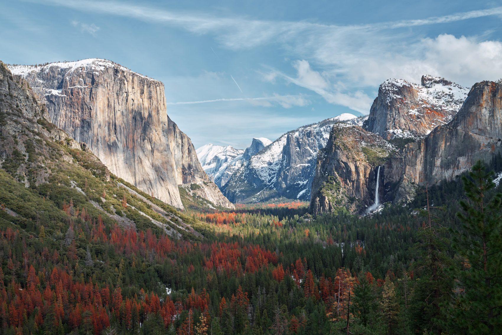 Yosemite, national park, california, el capitan