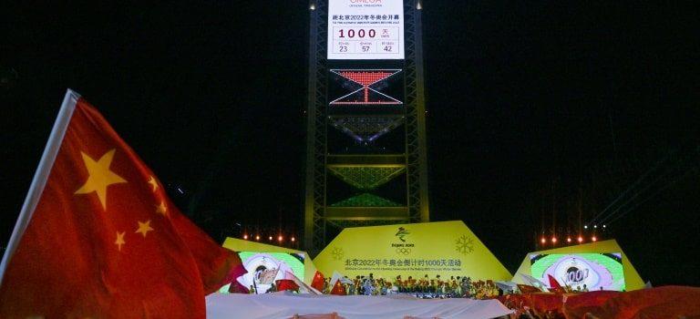 china, Beijing, Winter Olympics, countdown