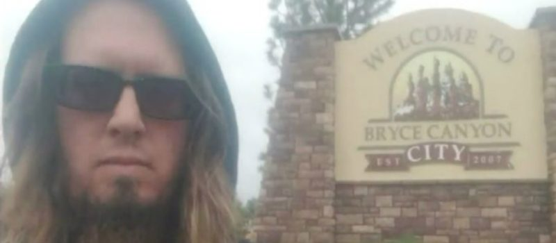 hiker, lost, utah, Bryce Canyon, survives