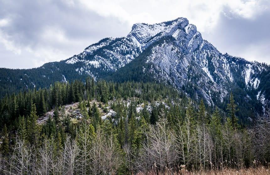 heart mountain, Alberta, canada, hiker fell