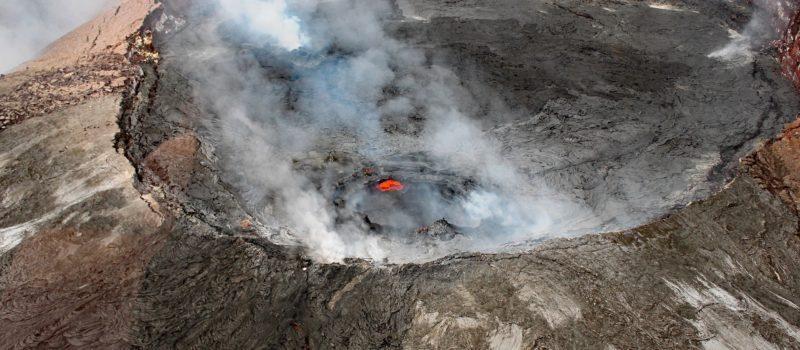Kilauea, volcano, hawaii
