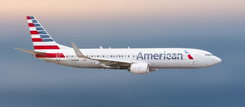American Airlines, checked baggage, reduced fees