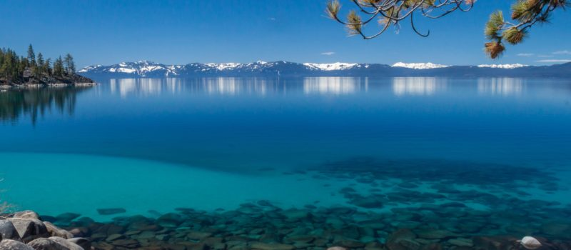 Lake Tahoe, clarity, tahoe, California, Nevada,