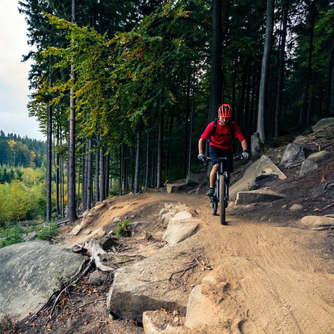 whisper ridge, Utah, Heli-biking, mountain biking