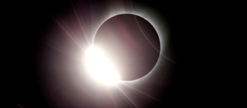 eclipse, Chile, valle nevado