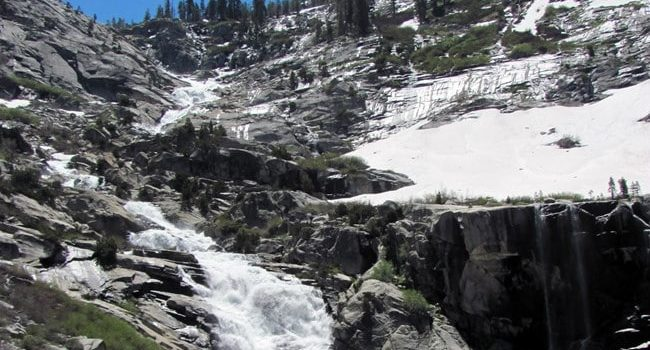 cold water, sequoia, national park, kings canyon, california,