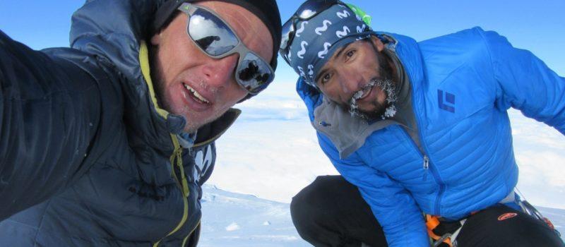 Alaska, Denali, fkt, fastest known time, Karl Egloff, Kilian Jornet