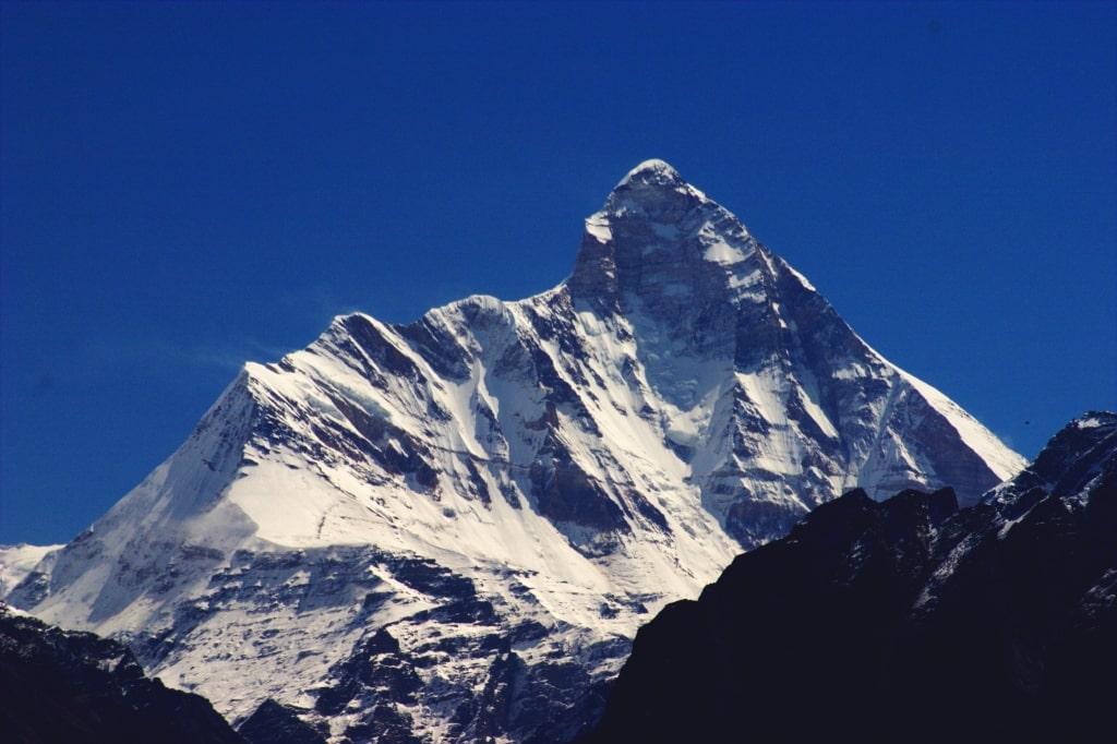 Nanda Devi, himalayas, avalanche, India
