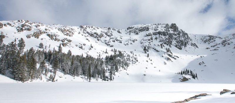 frozen, lakes, tahoe, california,