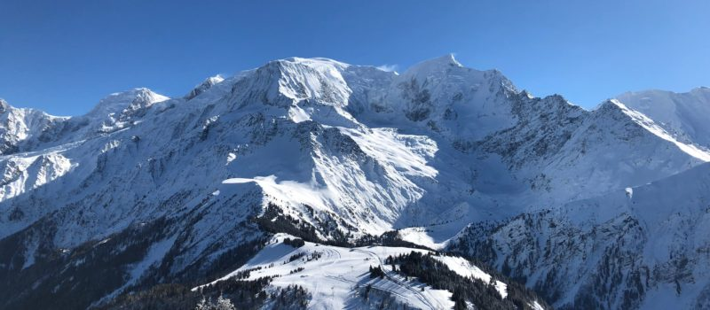 mont blanc, France, alps