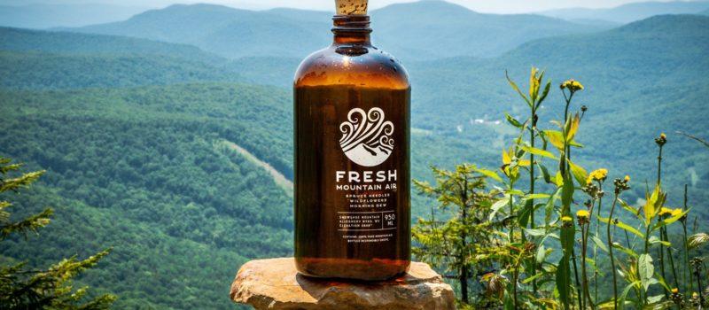 snowshoe, West Virginia, bottled air