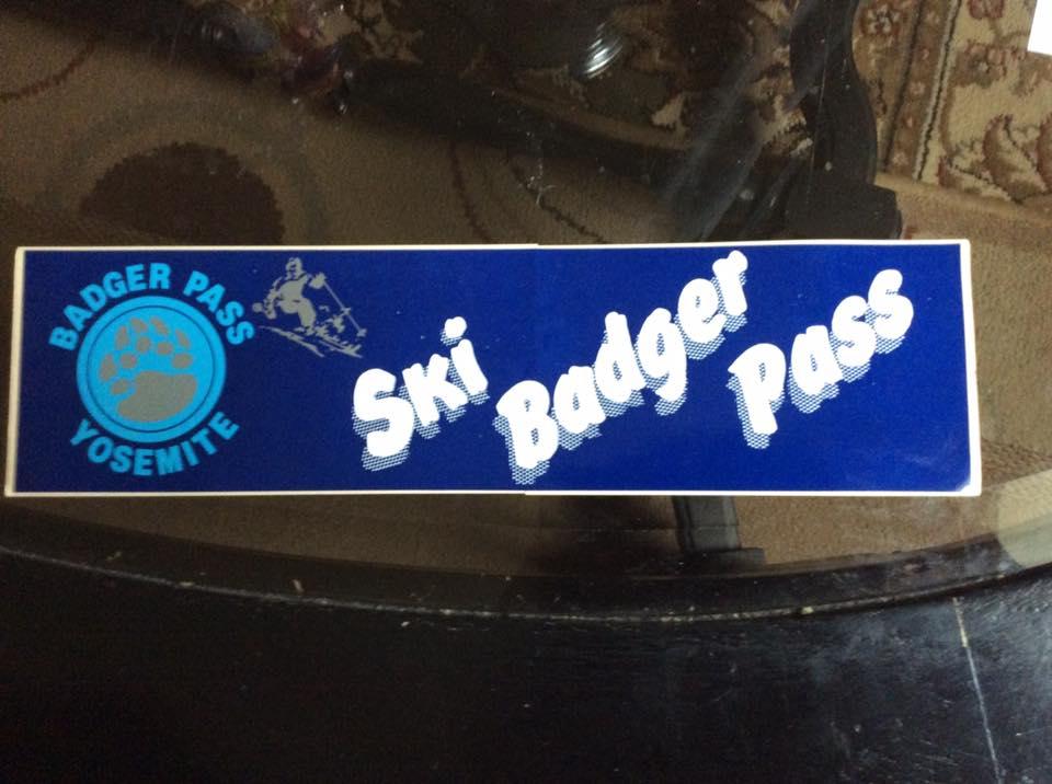badger pass, yosemite, california