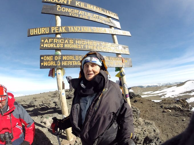 Oldest Person to Summit Kilimanjaro