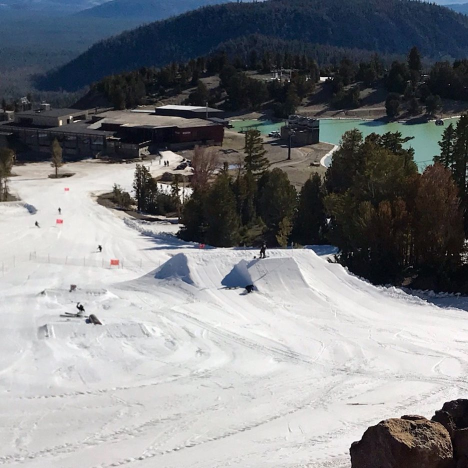 Mammoth Mountain, CA Open Another Park Higher Up | Biking From the Top Also Now Open