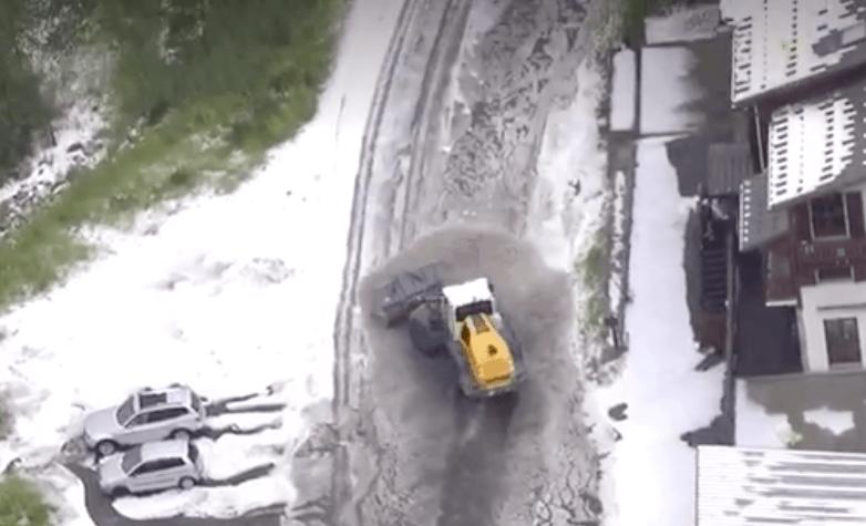 tour de france, cancelled, snowstorm, hailstorm, landslide