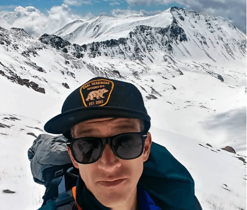 hiker, dead, Colorado, 14er