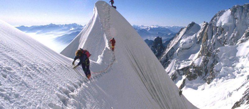 Climbing at Altitude
