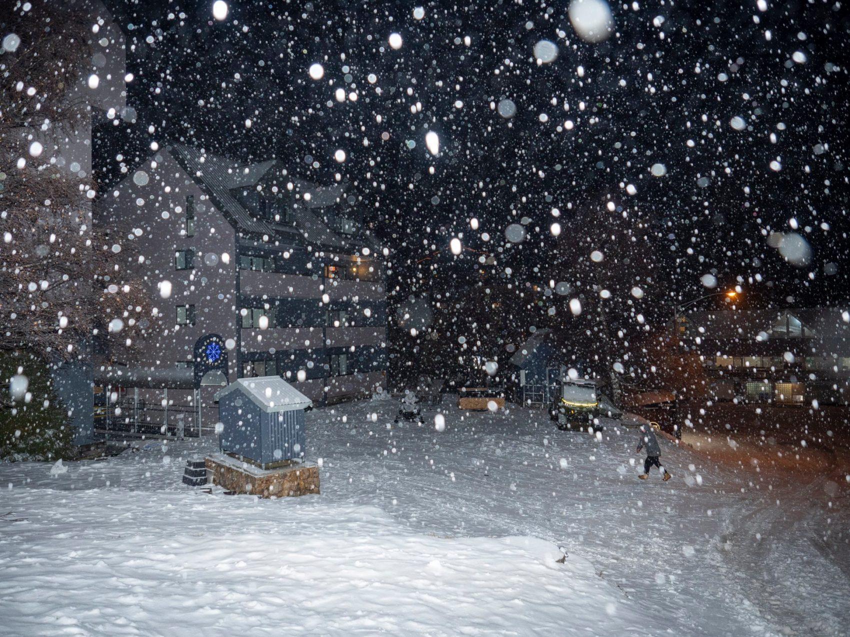 australia, snow