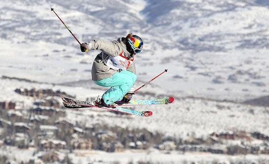 Profesional Skier Grete Eliassen