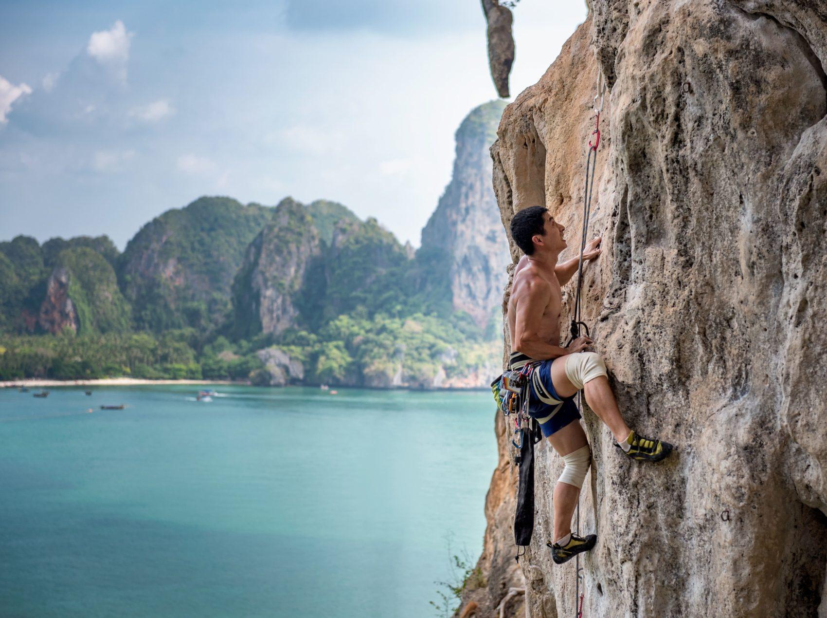 climbing, report