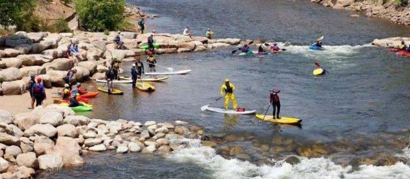 colorado, rapids, paddle boarder, killed, runoff, rapids, Arkansas river