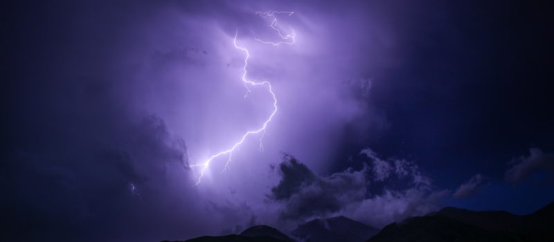 lightning, boulder, flagstaff mountain, lightning strike, colorado