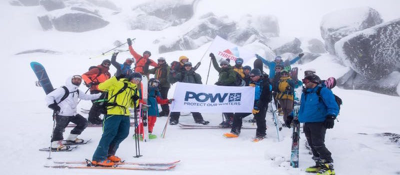 Protect our winters supports Thredbo's commitment to clean enerfy