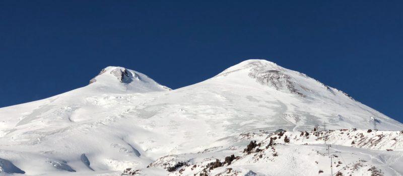 Mount Elbrus, russia, europe