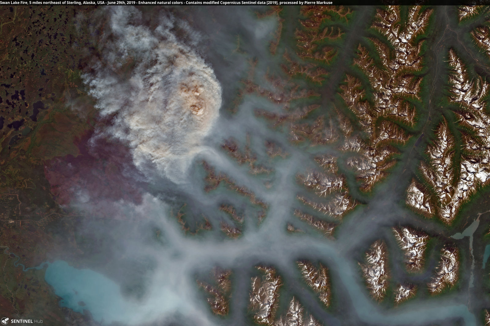 fires, wildfire, Alaska, smoke, satellite, nasa, Siberia, greenland, wildfires