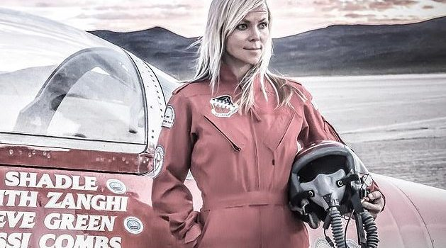 Jessi Combs, died, car crash, fastest woman on earth,