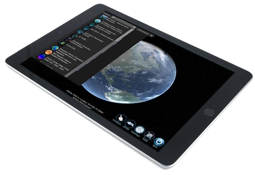 NOAA, app