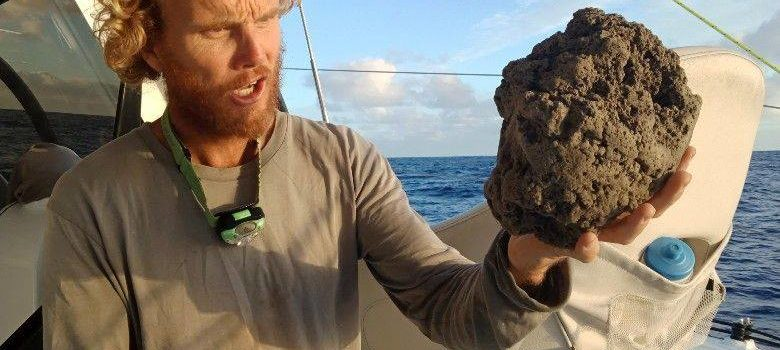 australia, great barrier reef, volcano, Tonga, pumice, rocks, stone
