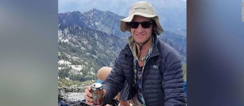 hiker, killed, california, trinity alps,