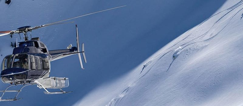 International heli skiing trips for affordable prices.