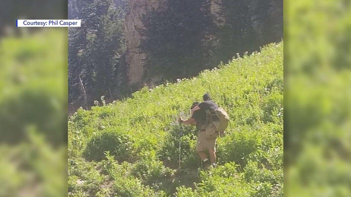 veterans, Utah, timpanagos, legless