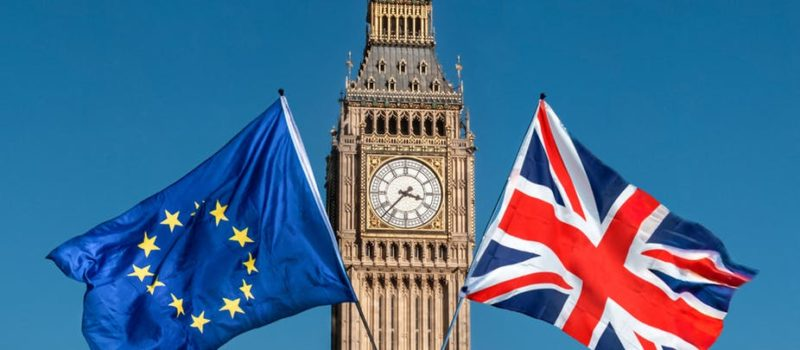 The UK is set to leave the European Union by the end of October