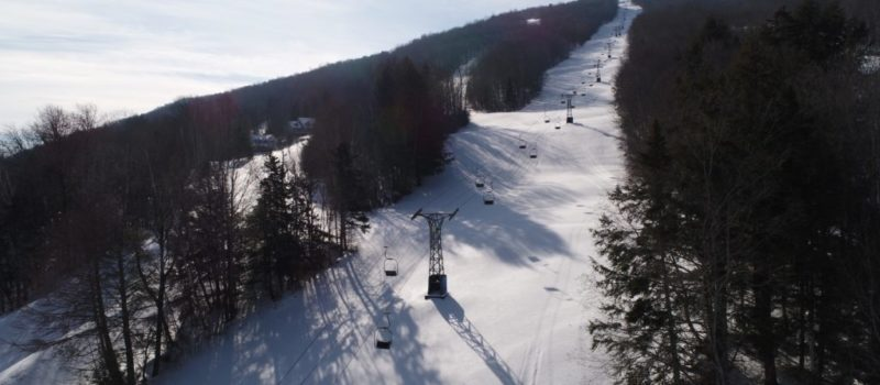 Lost New England Skiing