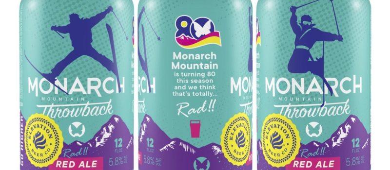 monarch mountain, monarch, beer, elevation beer company, Colorado