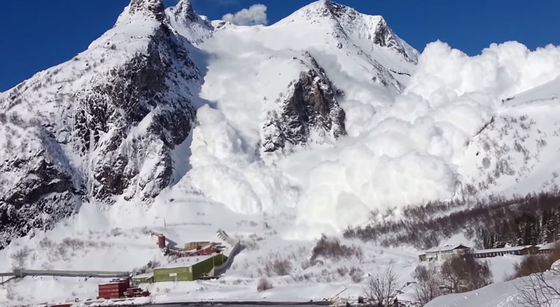 Avalanches kill more backcountry skiers than anything