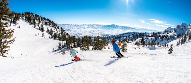 Snowbasin, utah, capital improvements