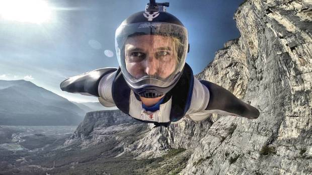 NASA, scientist, professor, wing suit, BASE jump, died, accident,