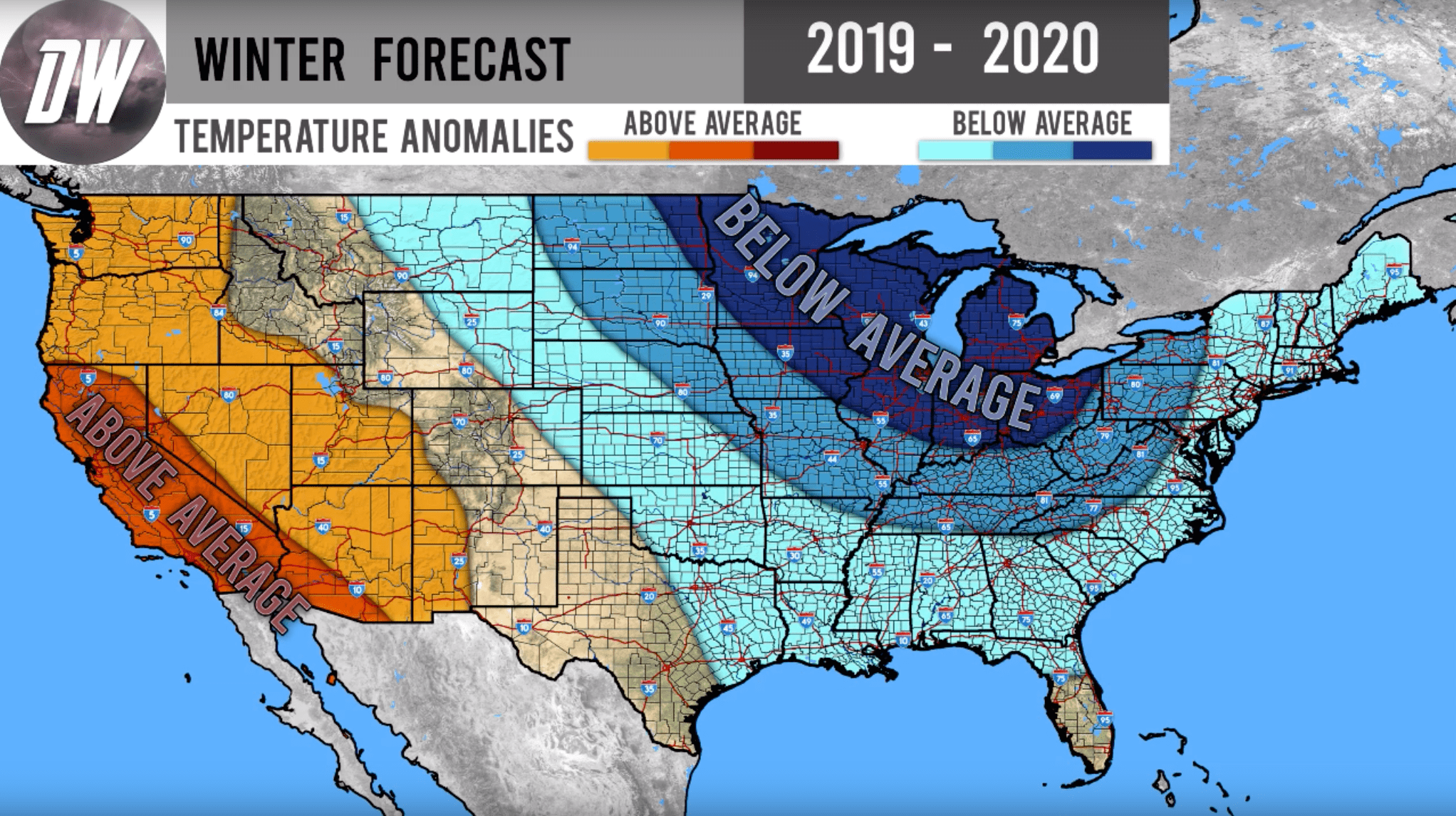 Accuweather Winter Forecast 2020.Direct Weather Winter Forecast Here S What Winter 2019 20