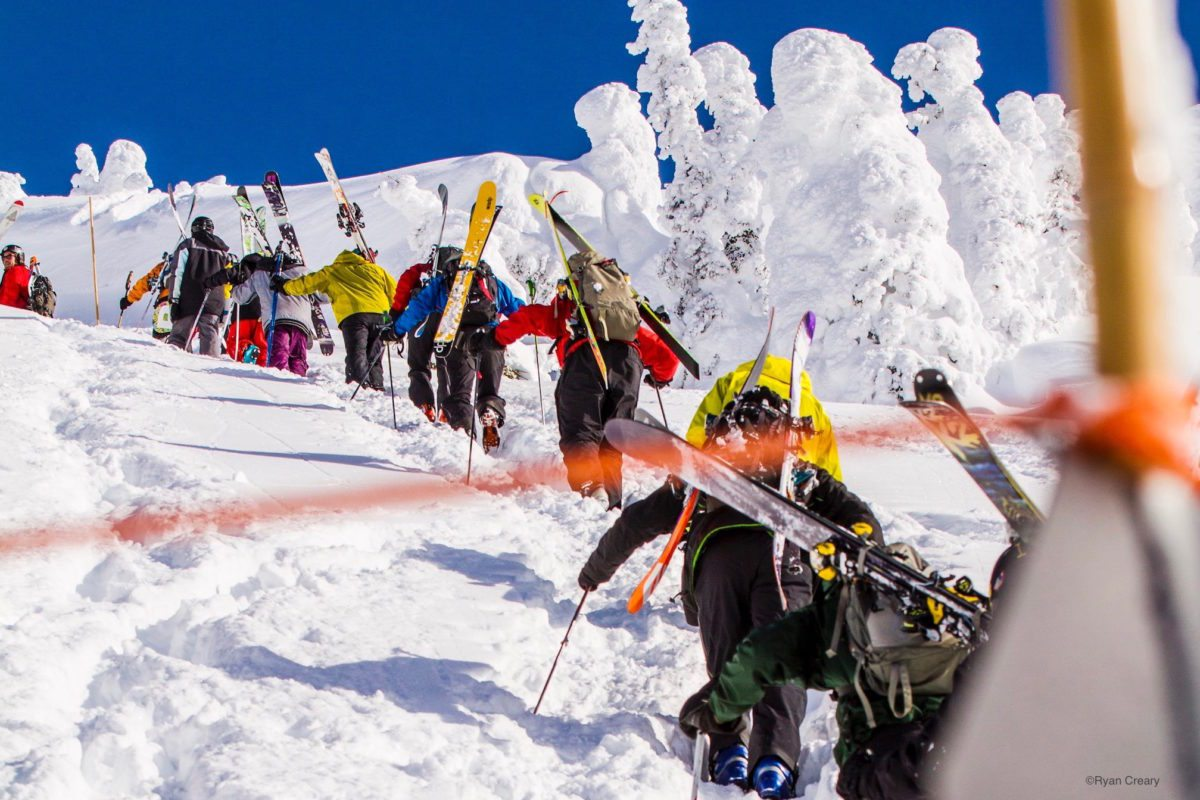 Backcountry skiing fatalities
