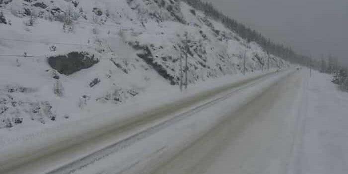snow, august, canada, British Columbia, bc, snow warning