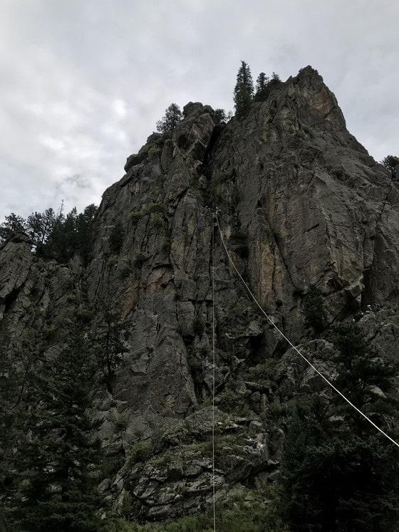 climber, fell, death, boulder, colorado