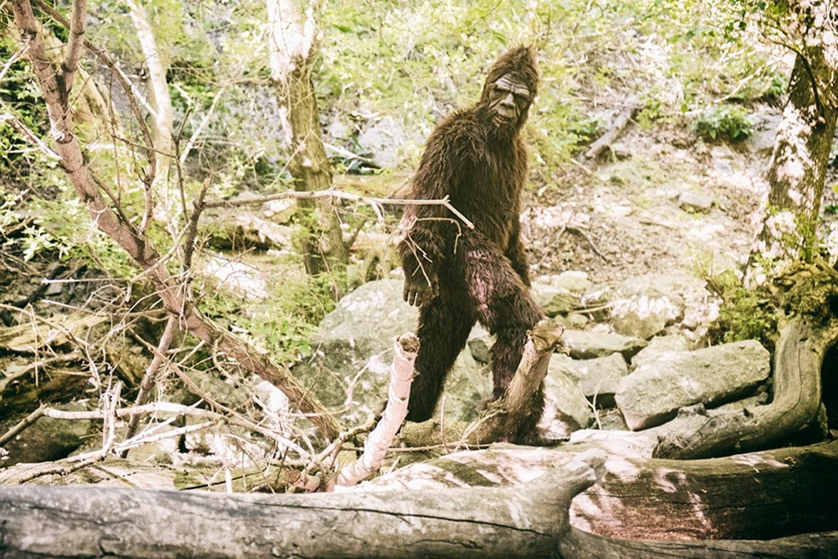 mammoth cave, Bigfoot, kentucky